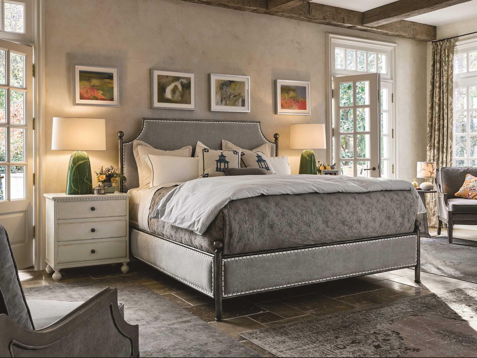 universal furniture sojourn respite bedroom set uf543b280bset. Black Bedroom Furniture Sets. Home Design Ideas