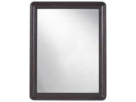 Universal Furniture Curated 44''W x 34''H Rectangular Graphite Roxbury Dresser Mirror