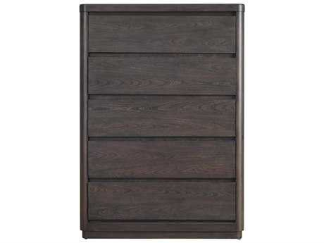Universal Furniture Curated 38''W x 18''D Rectangular Graphite Roxbury Chest of Drawer Chest