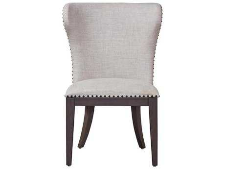 Universal Furniture Curated Graphite Baldwin Dining Side Chair (Sold in 2)