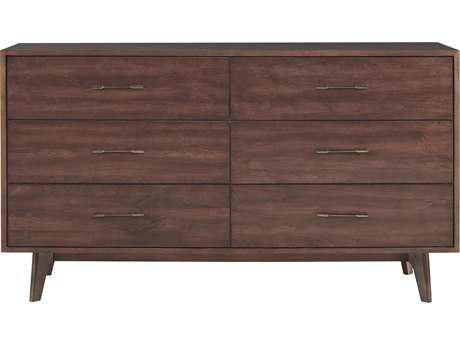 Universal Furniture Curated Townhouse Newbury Double Drawer Dresser