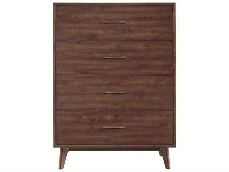 Universal Furniture Curated 38''W x 19''D Rectangular Townhouse Newbury Chest of Drawer Chest