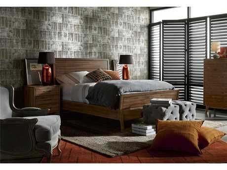 Universal Furniture Curated Whitney Panel Bed