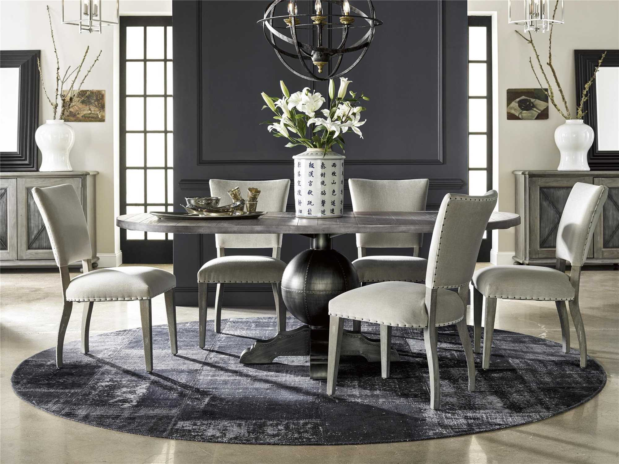 Universal Furniture Curated Rutledge Dining Set Uf558756set1
