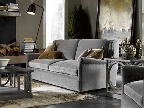 Universal Furniture Curated 38 Wide Square Greystone
