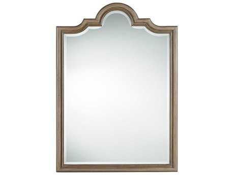 Universal Furniture Authenticity 34''W x 48''H Khaki Francesco Dresser Mirror