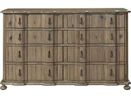 Universal Furniture Authenticity Khaki Double Drawer Dresser