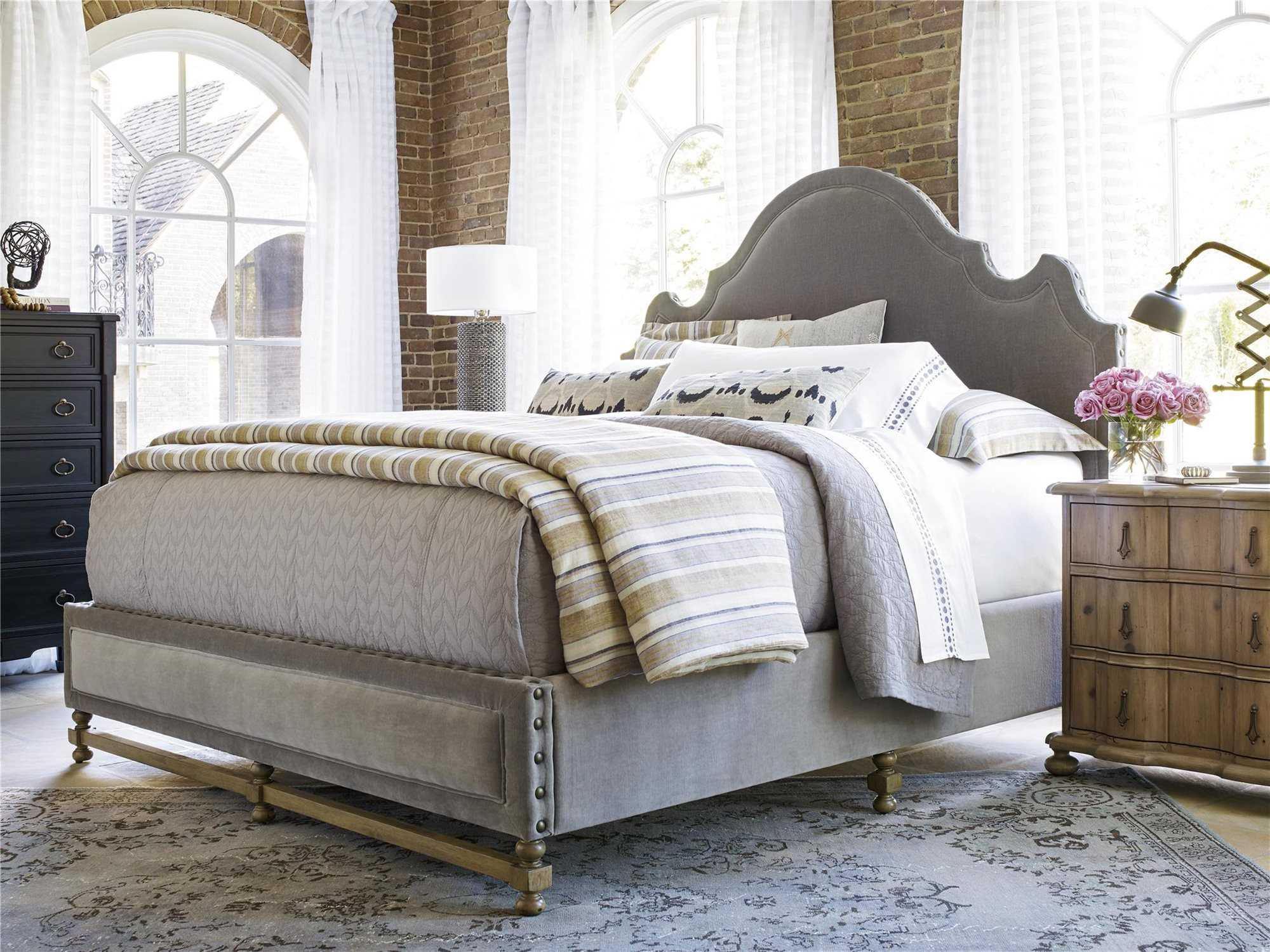 universal furniture authenticity lyon bedroom set uf572210bset. Black Bedroom Furniture Sets. Home Design Ideas