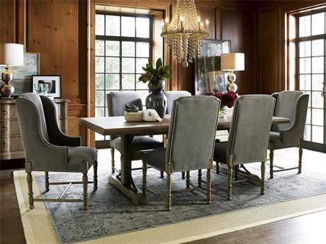 Universal Furniture Authenticity Oxford Street Dining Set