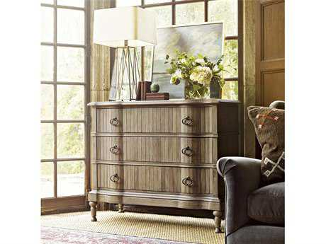 Universal Furniture Authenticity Khaki Chelsea Hall Chest