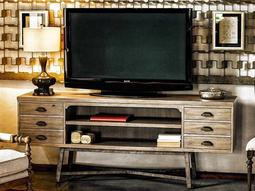 Authenticity 80''L x 20''W Khaki Entertainment Console