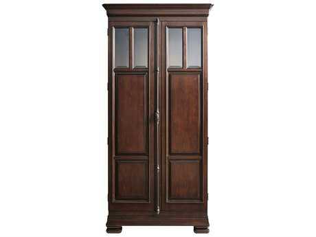 Universal Furniture Reprise 38''L x 21''W Rustic Cherry Tall Cabinet Wardrobe