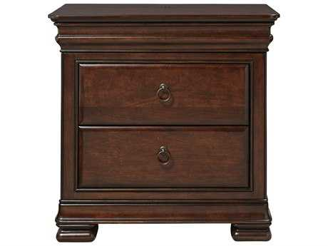 Universal Furniture Reprise 32''L x 19''W Rustic Cherry Nightstand