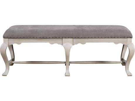 Universal Furniture Elan Belgian Wheat Bed End Bench