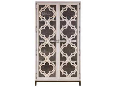 Universal Furniture Elan 44''L x 19''W Belgian Wheat China Cabinet