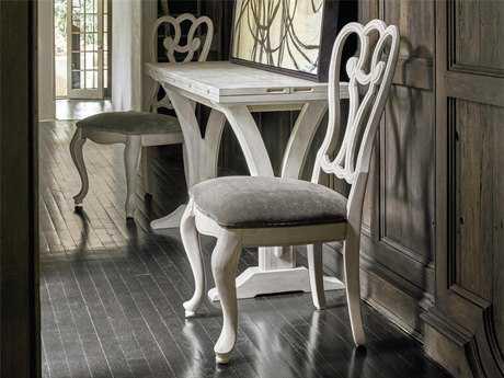 Universal Furniture Elan 60''L x 20''W Belgian Wheat Flip Top Console Table