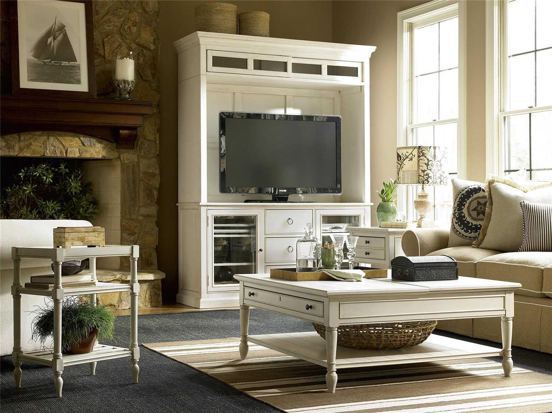 Universal Furniture Summer Hill 42 Square Cotton Lift
