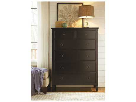 Universal Furniture Summer Hill 42''L x 19''W Midnight Chest of Drawers