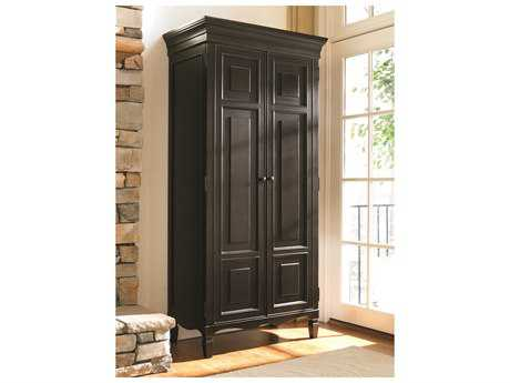 Universal Furniture Summer Hill 37''L x 21''W Midnight Wardrobe Armoire