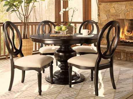Universal Furniture Summer Hill Midnight Dining Set