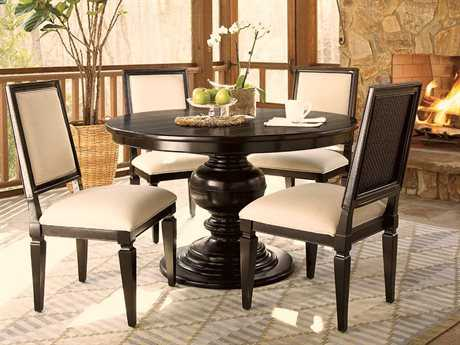 Universal Furniture Summer Hill 70 Round Midnight Dining