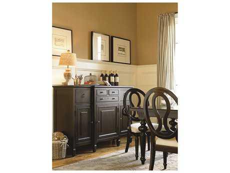 Universal Furniture Summer Hill 61''L x 21''W MIdnight Buffet