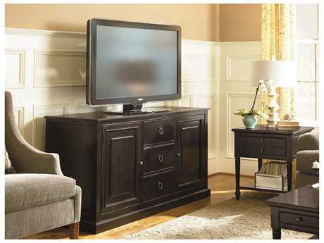 Universal Furniture Summer Hill 65''L x 22''W Midnight Entertainment Console