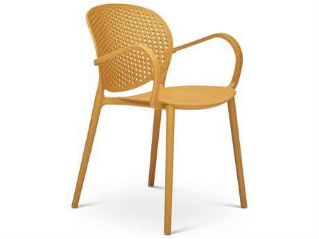 Urbia Outdoor Ginger Recycled Plastic Dining Chair (Sold in 4)