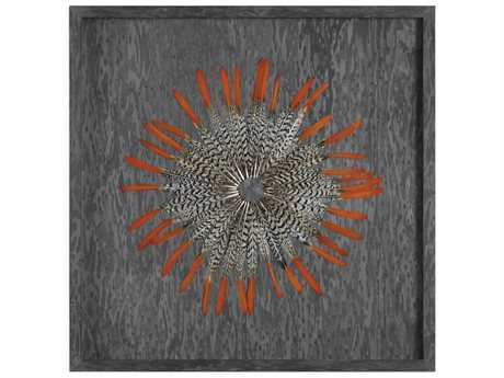 Uttermost Grace Feyock Kumara Feathered Shadow Box