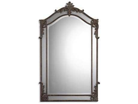 Uttermost Alvita 29 x 48 Medium Metal Wall Mirror