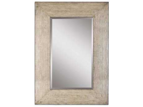 Uttermost Langford 51 x 71 Natural Wood Wall Mirror