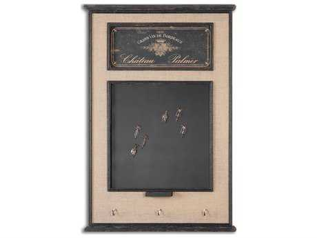 Uttermost Chateau Palmer Chalkboard Wall Decor