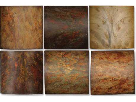 Uttermost Klum Collage Wall Art (Set of 6)