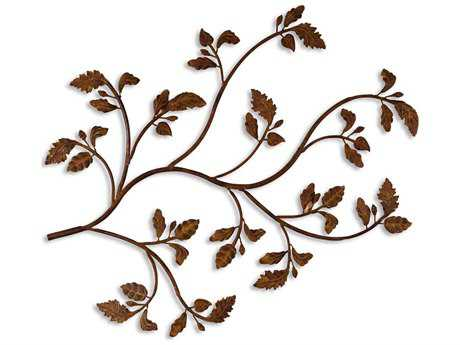Uttermost Rusty Branch Metal Wall Art