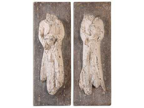 Uttermost Saint Statues (2 Piece Set)