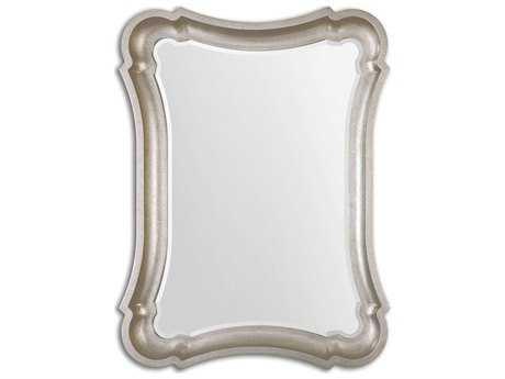 Uttermost Anatolius 36 x 48 Silver Leaf Wall Mirror