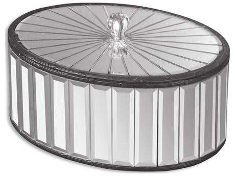 Uttermost Alanna Mirrored Box