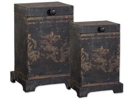 Uttermost Melani Decorative Boxes (Set of 2)
