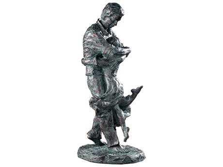 Uttermost Welcome Home Oil Rubbed Bronze Figurine