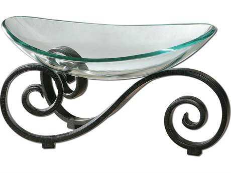 Uttermost Arla Glass Bowl