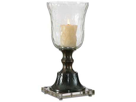 Uttermost Bayard Bronze Candle Holder