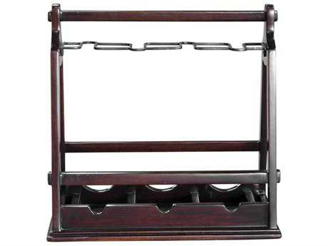 Uttermost Ossana Mahogany Wine Holder