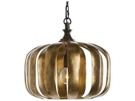 Uttermost Zucca Antique Gold 16.5'' Wide Pendant