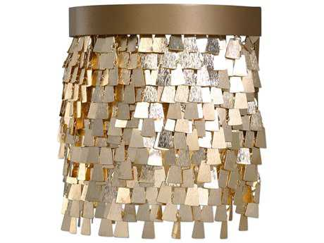 Uttermost Tillie Gold Wall Sconce