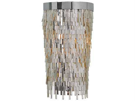 Uttermost Millie Chrome Wall Sconce