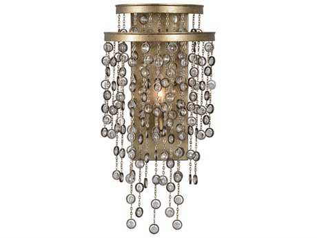 Uttermost Valka Silver Swedish Iron Wall Sconce