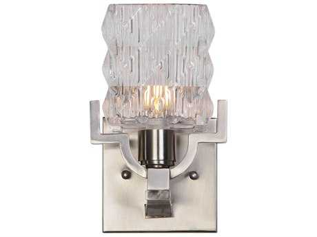 Uttermost Copeman Brushed Nickel Vanity Light