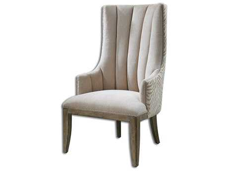 Uttermost Zyla Chenille Accent Chair