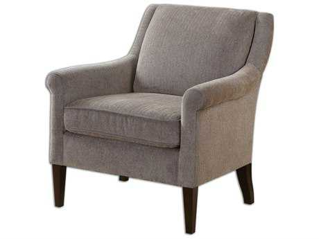 Uttermost Nelle Herringbone Accent Chair