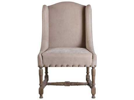 Uttermost Lyra Alabaster Accent Chair